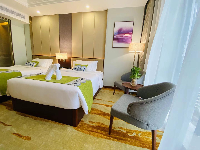鸿业酒店客房家具